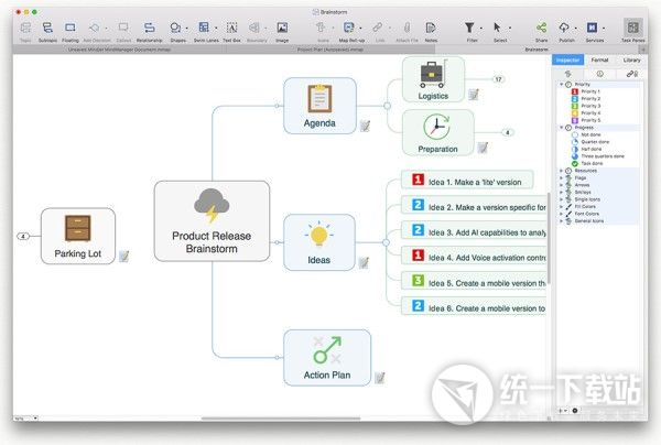 MindManager for mac 11.0下载